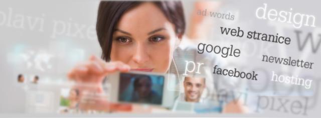 web design, facebook, GoogleAdWords, SEO, oglašavanje