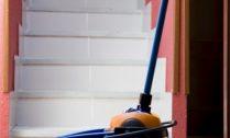 Čišćenje stubišta